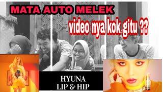 HYUNA LIP \u0026 HIP MV REACTION feat NON KPOP ( INA )