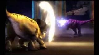 Dinosaur King Arcade Game - Awakened Brand New Dinosaurs