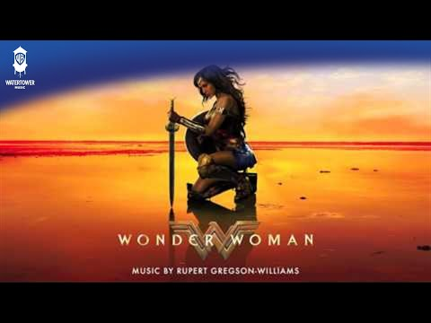 The God Of War - Wonder Woman Soundtrack - Rupert Gregson-Williams [Official]