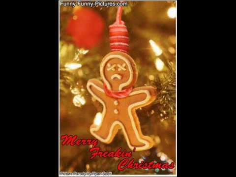 Merry Christmas! (parody of jingle bell rock)