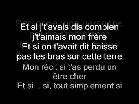 Lady Laistee - Et si... (Lyrics)