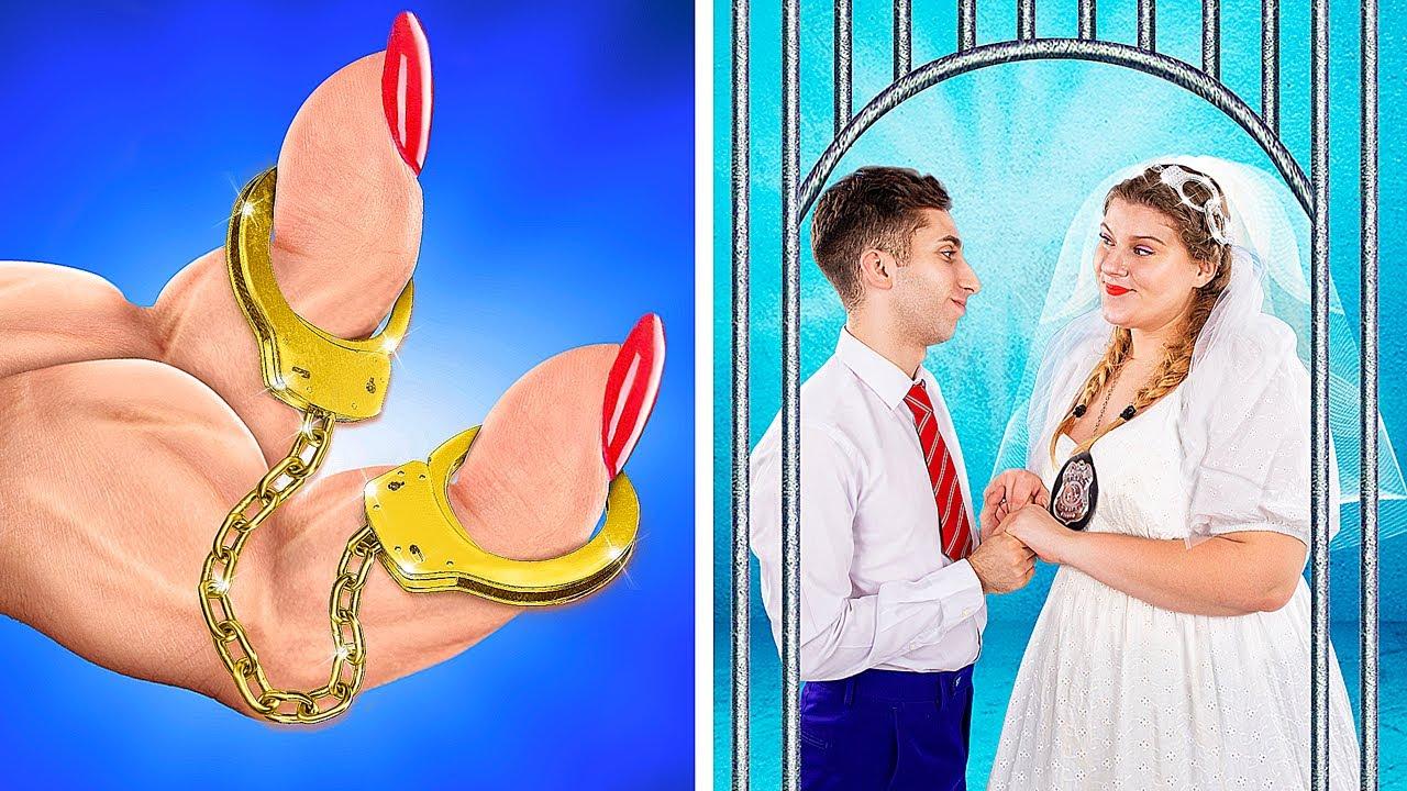 Свадьба в тюрьме! Мой краш – заключенный!