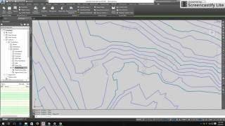 AutoCAD Civil 3D - Surfaces From Point Files #CADline
