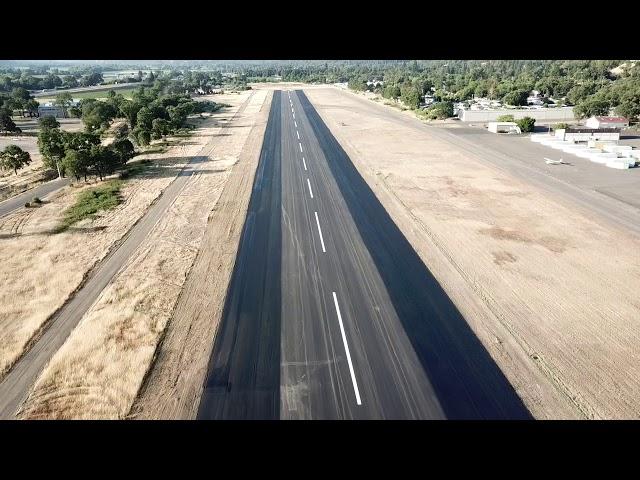 Ukiah Airport Runway 2020