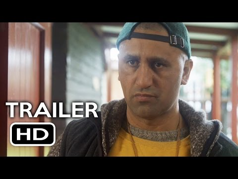 The Dark Horse Official Trailer #1 (2016) Cliff Curtis Drama Movie HD