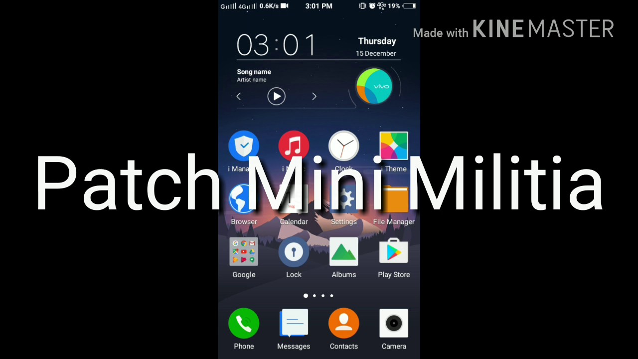 Mini Militia Super Patcher | all mods hacked | easy & simple to hack in  hindi