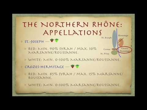 Winecast: The Northern Rhône