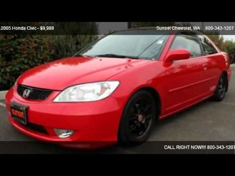 2001 Honda Civic For Sale 2005 Honda Civic EX Lowered - for sale in *$* THE BEST OF ...