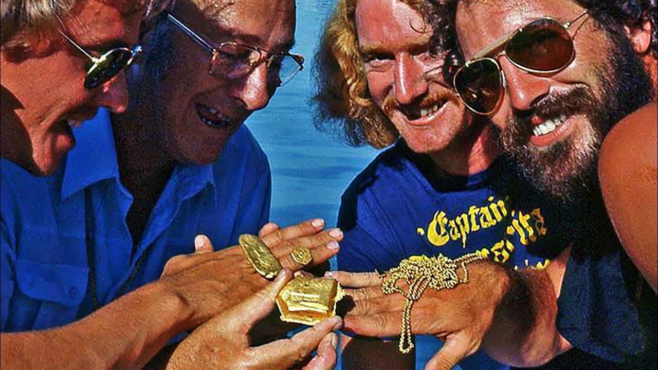 Морские Сокровища Испании /Spanish Sea Treasure