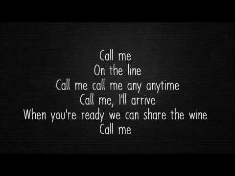 Blondie - Call Me (Lyrics)