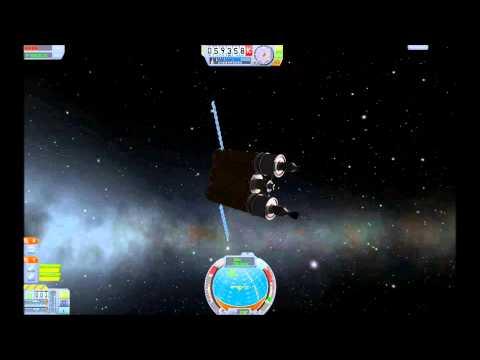 Kerbal Space Program rocket spinning on its own bug