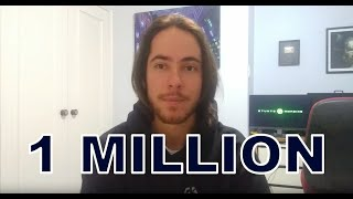 1 Million Subs Thank You and Trailer!