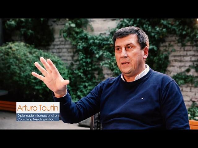 Testimonio Arturo Toutin, alumno Diplomado Internacional en Coaching Neurolingüístico