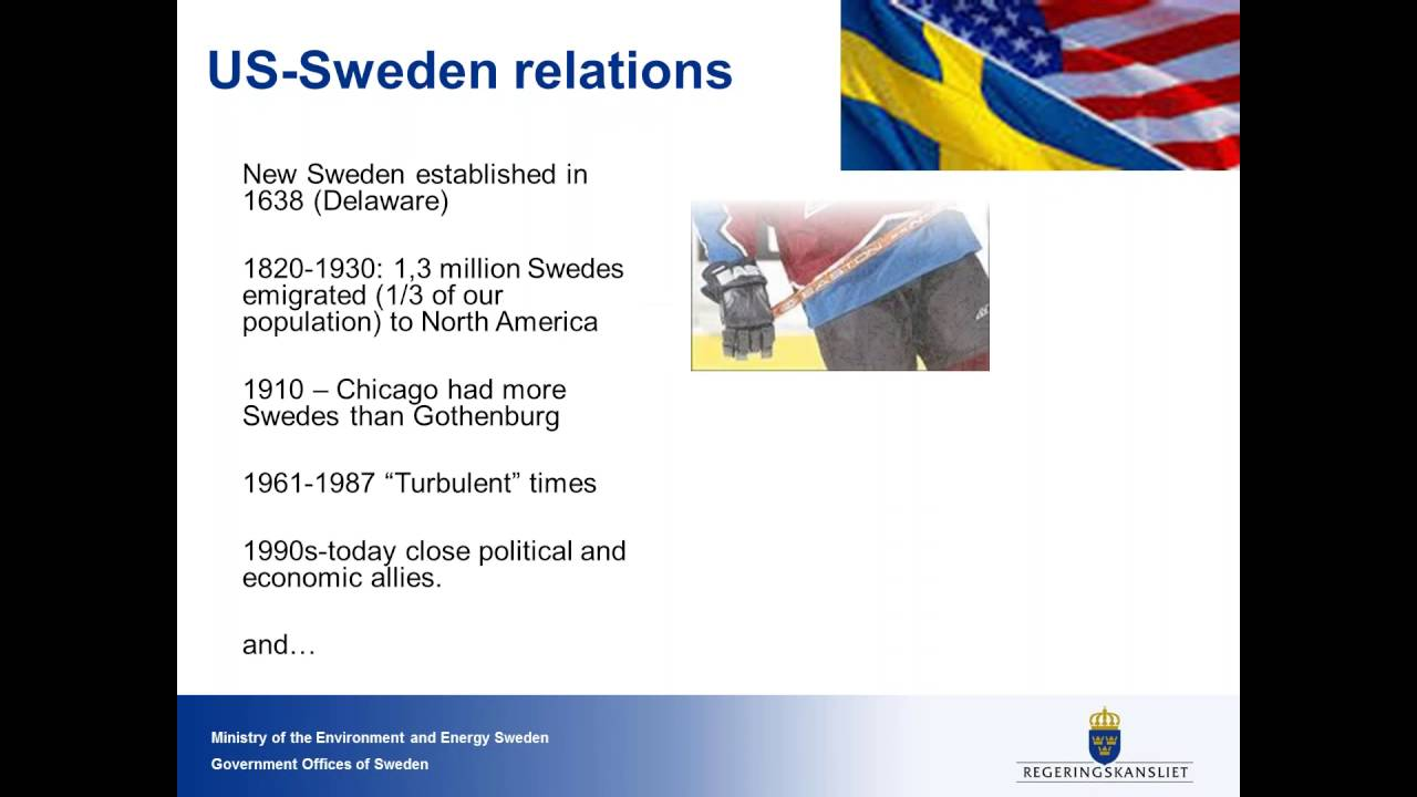 the energy policy of sweden