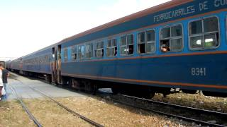 Passenger train (Cuba) / Tren pasajeros (Cuba)