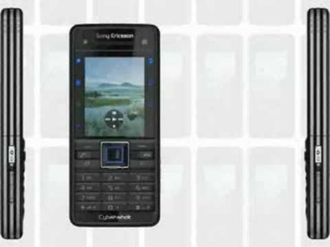 Sony Ericsson C902 - Präsentation