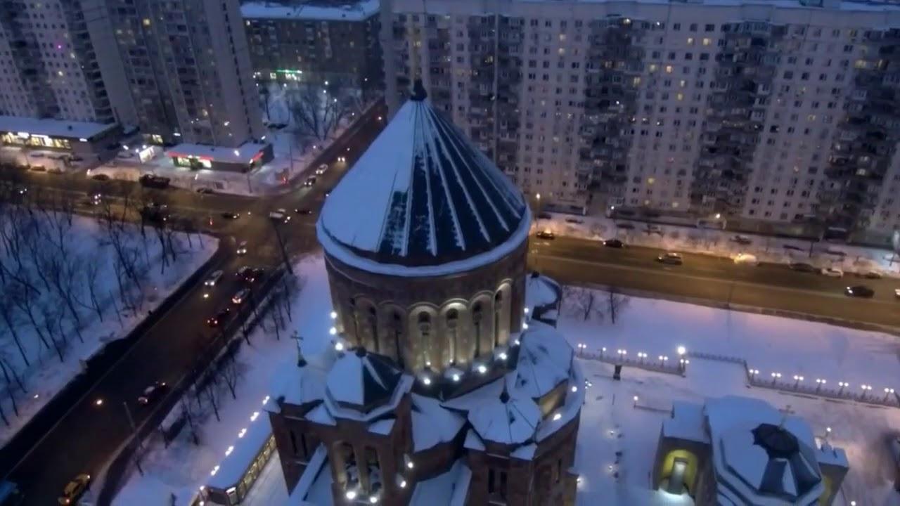 Кафедральный собор Преображения. Островок древней Армении.