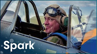 James May Fulfils A Childhood Dream And Pilots A Spitfire | James May