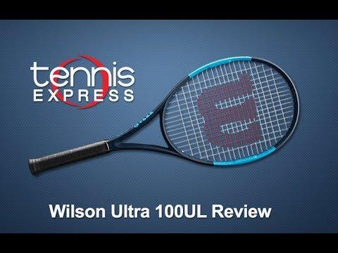 Wilson Ultra 100 Ul Rackets