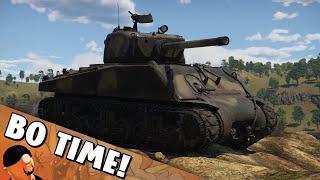 "War Thunder - Sherman Jumbo 76 ""HAPPY (TANKS)GIVING!"""