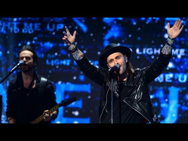 "Eurowizja 2018: Gromee feat. Lukas Meijer – ""Light Me Up"""