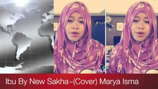 """Marya Isma Nyanyi Lagu """"IBU"""" sedih Banget (new sakha)"""