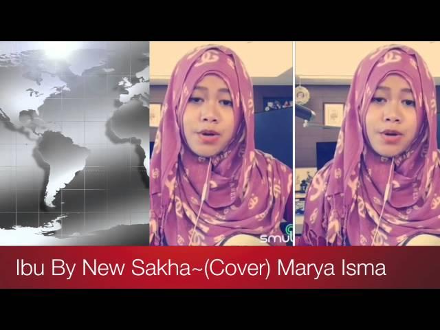 Marya Isma Nyanyi Lagu IBU sedih
