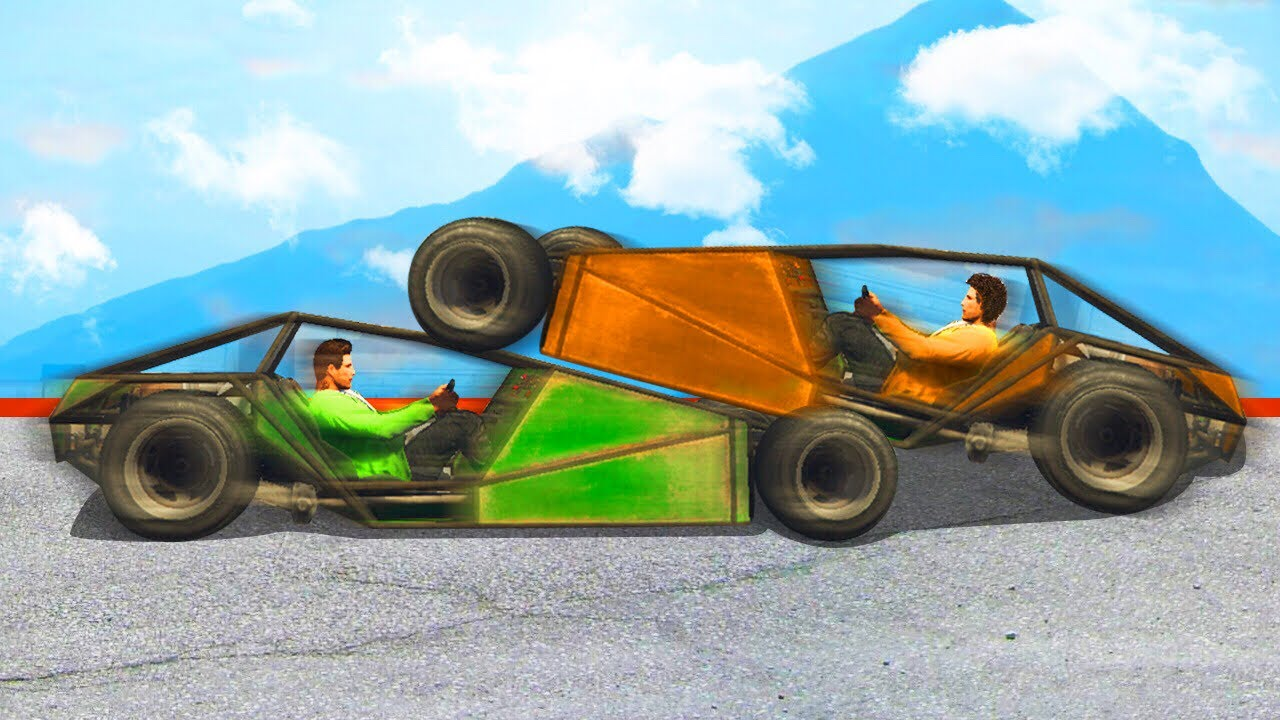 Modsmega Com Roblox - Fly With Ramp Cars Challenge Gta 5 Funny Moments Vloggest