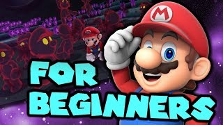 Super Mario Galaxy 2 Challenges... FOR BEGINNERS!