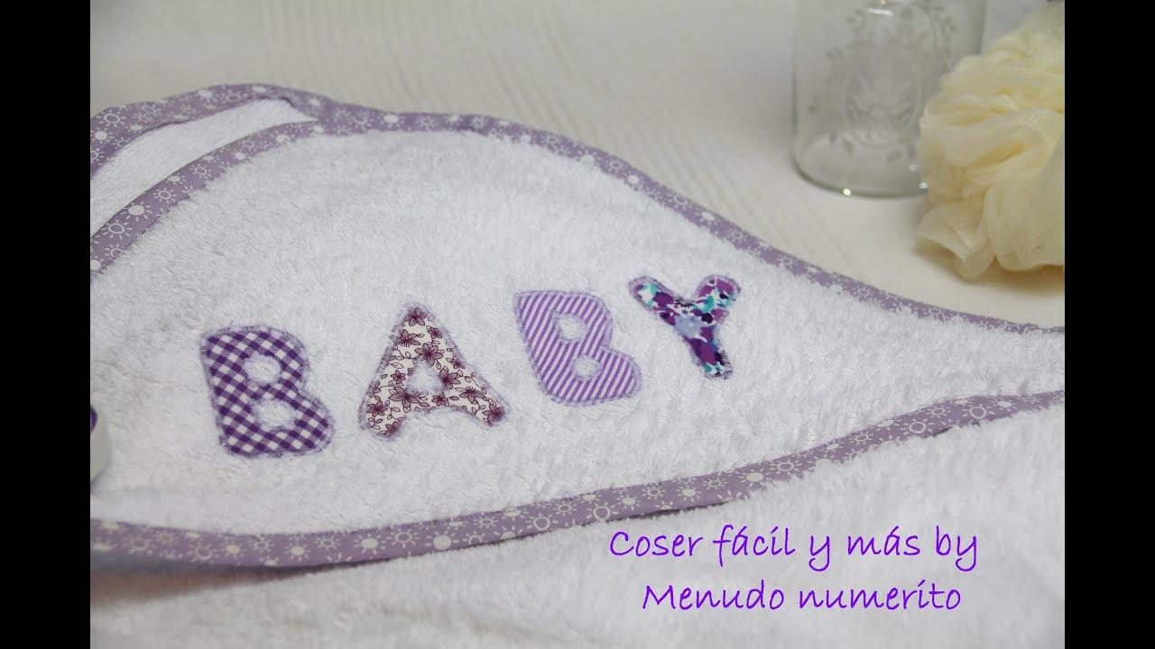 Cómo hacer una capa de baño para baby shower - YouTube