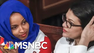 Rep. Tlaib Rejects Offer To Visit Israel Under 'Oppressive Conditions' | Hallie Jackson | MSNBC
