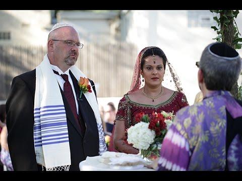 Amara Chaudhry and John Kravitz's Pakistan-American Muslim-Jewish family