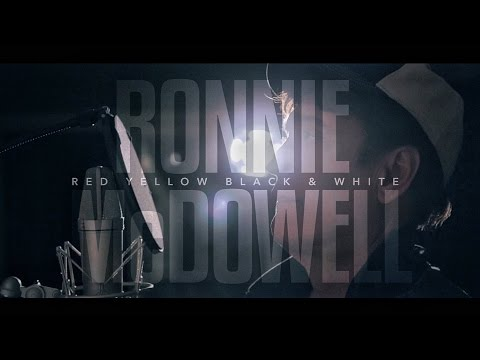 Ronnie McDowell - Red Yellow Black & White
