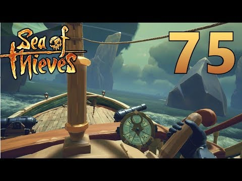 [75] We Can Lose Them In The Rocks!!! (Sea Of Thieves Gameplay PC)
