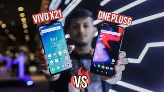 One Plus 6 Killer Phone hai but Vivo ka Naya X21 bohot dandaar phon...