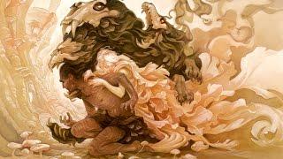 Painting Process: Tam Lin