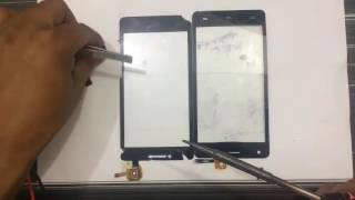 How to fix Cracked or Broken Android touch screen problem and solution .how to repair android tuch