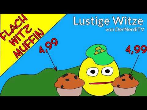Lustige Witze - Flachwitz Hitze - Die Muffins im Backofen