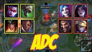 ADC montage 5 - Best ADC - Troll Or Afk