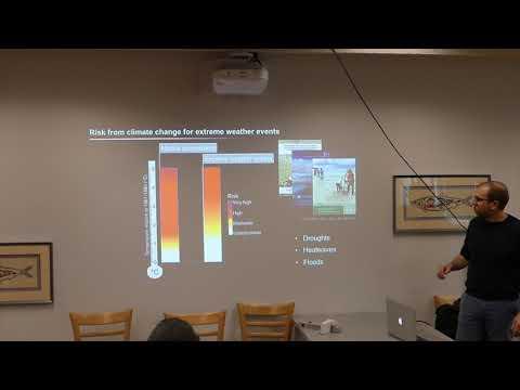 The evolution of marine heatwaves under global warming: Shifting mean versus changing variability