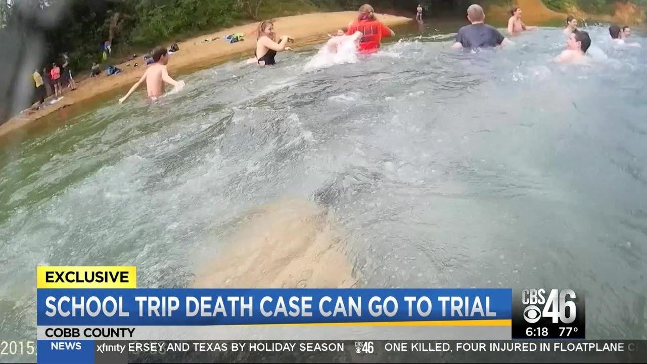 Download Shocking video shows teen's tragic drowning