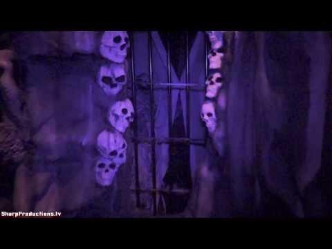 House of Horrors Full Walkthrough Universal Studios Hollywood