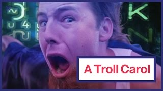 An Internet Troll Christmas Carol | Casual Sketch
