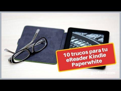 eReader Kindle: 10 trucos para usar tu libro electrónico de Amazon