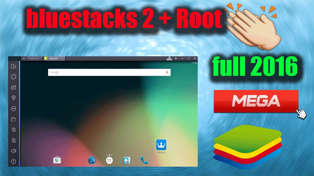 descargar bluestacks 2 para windows 7 32 bits