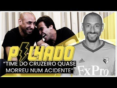 """GOMES: """"TIME DO CRUZEIRO QUASE MORREU NUM ACIDENTE"""""""