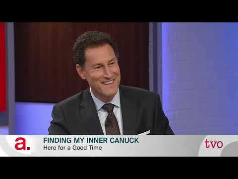Dave Hill: Finding My Inner Canuck
