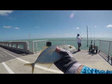 Fishing The Florida Keys - Long Key Bridge