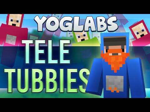 TELETUBBIES - YogLabs (Minecraft Mods)