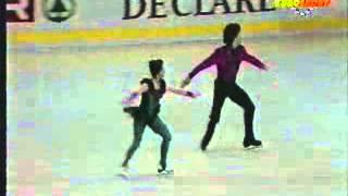 Natalia Mishkutenok & Artur Dmitriev - 1991 European Championships - SP
